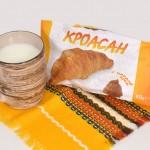 нов продукт Кроасан с какаов крем